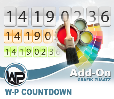 W-P Countdown Grafik Sets 01