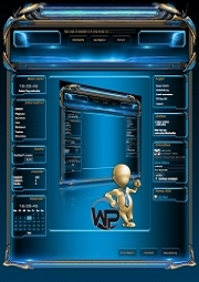 W-P Goldspace, SiFi-Template für das CMS Portal V2
