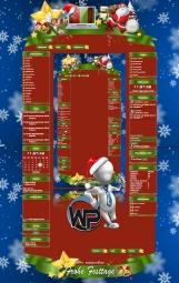 W-P Angel Star, Feiertage-Template für das CMS Portal V2