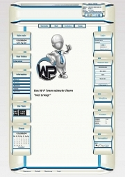 W-P Blaue Perle, Universel-Template für das CMS Portal V2