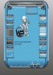 W-P Blue Sounds, Universel-Template für das CMS Portal V2