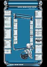 W-P H2O, SiFi-Template für das CMS Portal V2