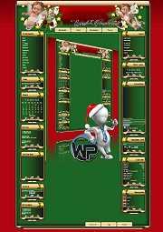 W-P Weihnachten, Feiertage-Template für das CMS Portal V2