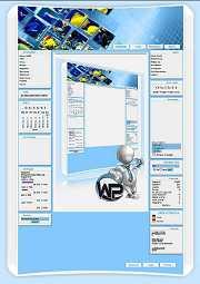 W-P Aquarium, Tiere-Template für das CMS Portal V2