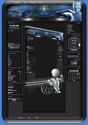 W-P Bionic, SiFi-Template für das CMS Portal V2