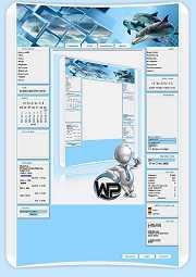 W-P Delphine, Tiere-Template für das CMS Portal V2