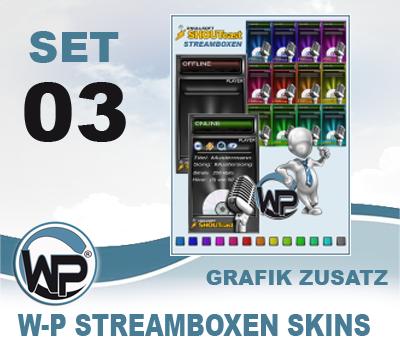 W-P Streambox Skins Set 03