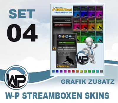 W-P Streambox Skins Set 04