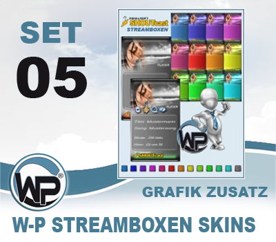 W-P Streambox Skins Set 05