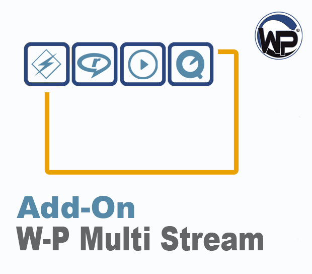 W-P Multi Stream - Add-On