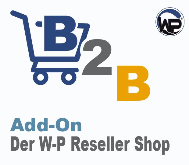 W-P Reseller Shop