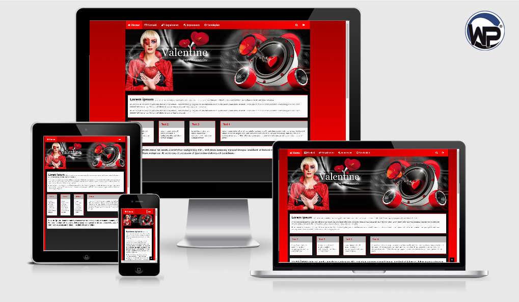 Feiertag Valentine 01 - CMS Portal Mobile