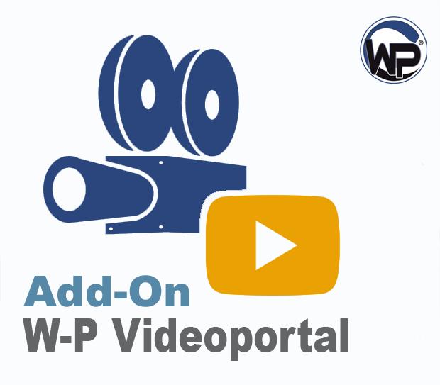 W-P Videoportal - Add-On