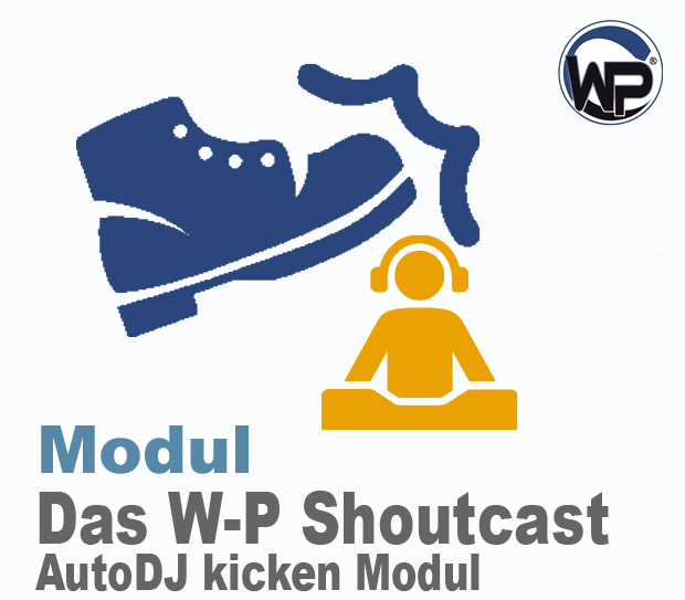 W-P Shoutcast AutoDJ kicken - Modul