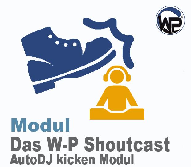 W-P Shoutcast AutoDJ kicken - Modul