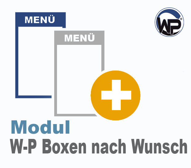 W-P Boxen nach Wunsch - Modul