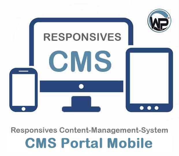 W-P CMS Portal Mobile
