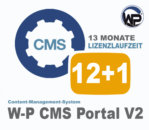 W-P CMS Portal (12+1) V2.48.8