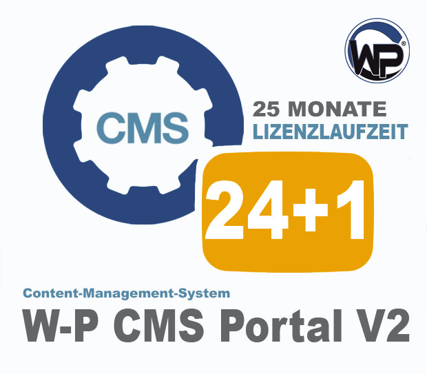 W-P CMS Portal V2.51.1
