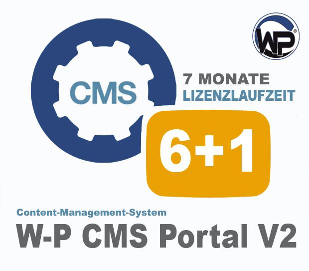 W-P CMS Portal V2.48.9