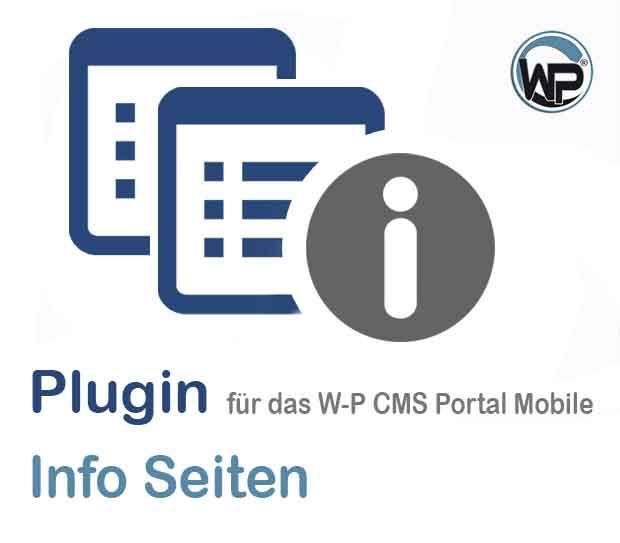 Info Seiten - Plugin
