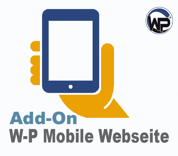 W-P Mobile Webseite - Add-On