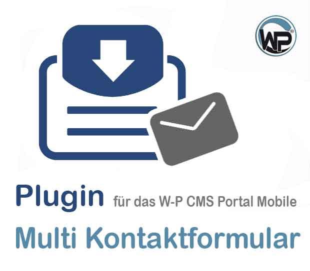 Multi Kontaktformular - Plugin