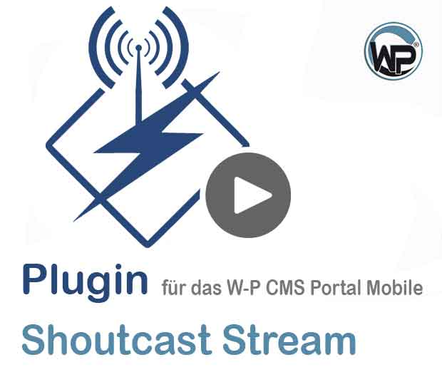 Radio Shoutcast Stream - Plugin