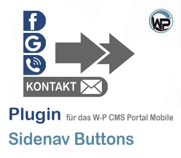 Sidenav Buttons - Plugin