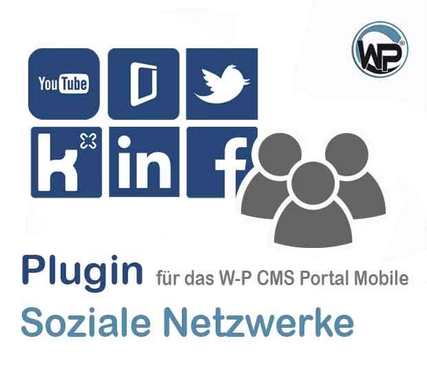 Soziale Netzwerke - Plugin