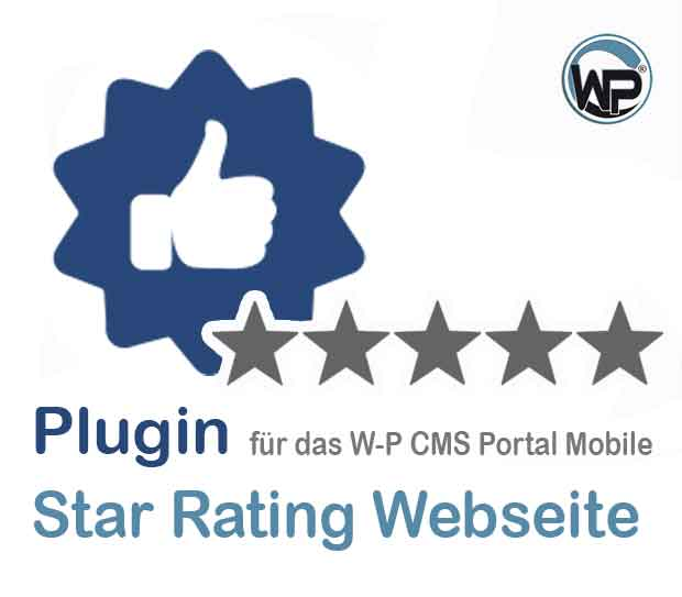 Star Rating Webseite - Plugin
