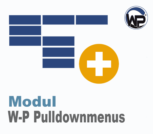 W-P Pulldownmenus - Modul