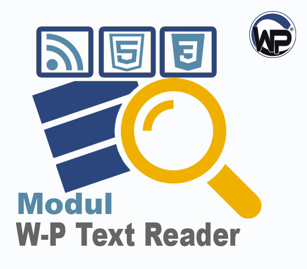 W-P Text Reader - Modul