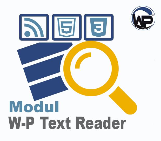 W-P Text Reader - Modul