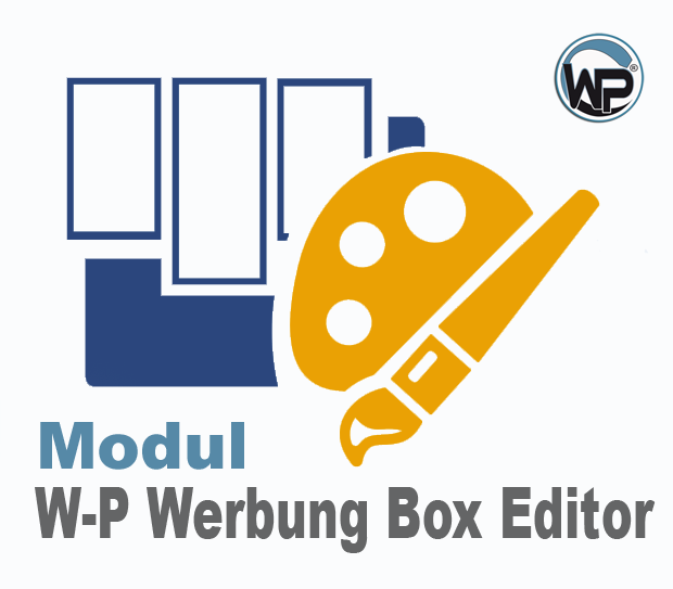 W-P Werbung Box Editor - Modul