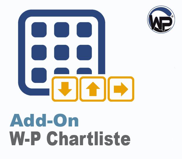 W-P Chartliste - Add-On