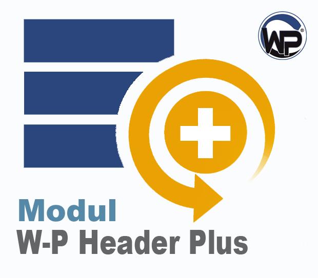 W-P Header Plus - Modul