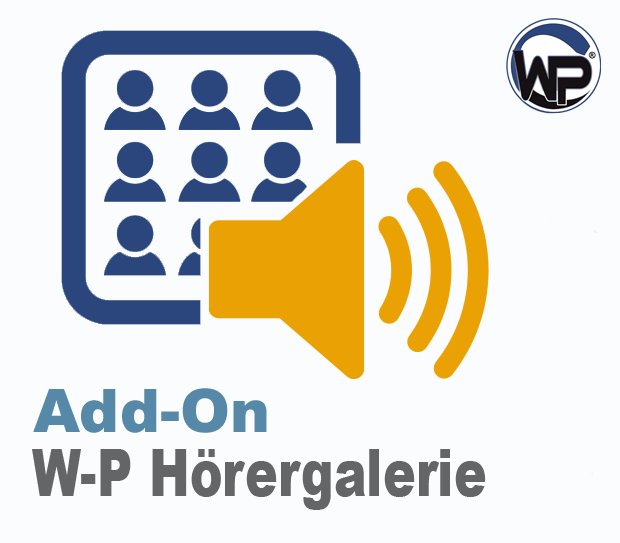 W-P Hörergalerie - Add-On