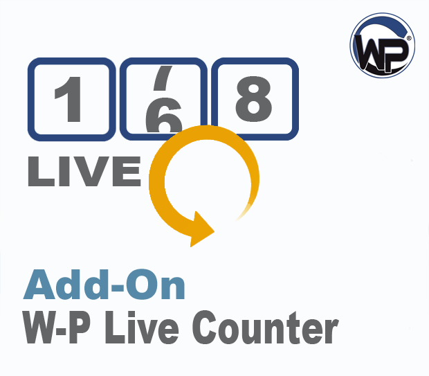 W-P Live-Counter - Add-On