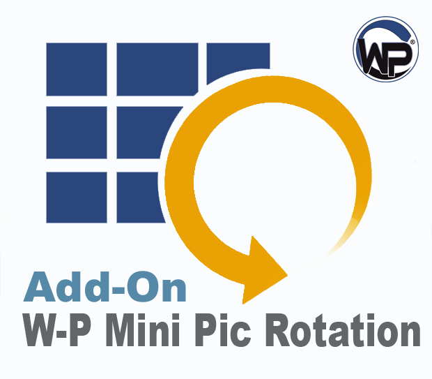 W-P Mini Pic Rotation - Add-On
