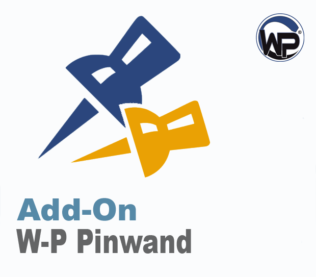 W-P Pinwand - Add-On